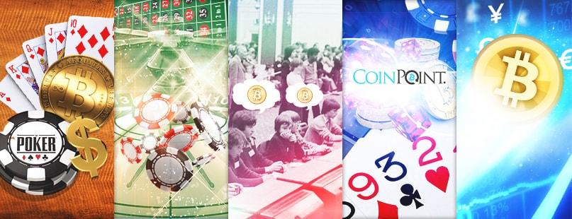 Roundup: Bitcoin eSports, Binary Trades, CoinPoint