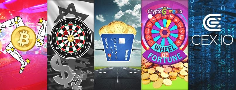 Roundup: CryptoGames.io, CEX.io & Ransom Money