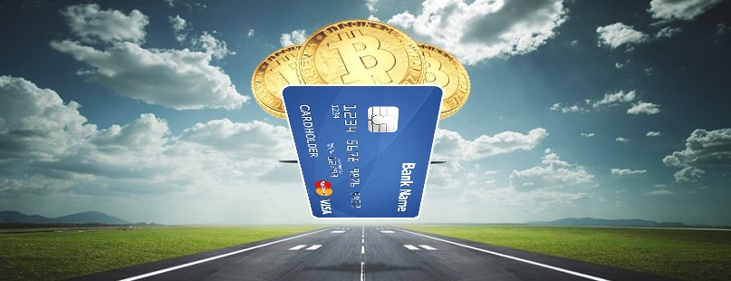 Credit Card Purchases Hoist Bitcoin Adoption
