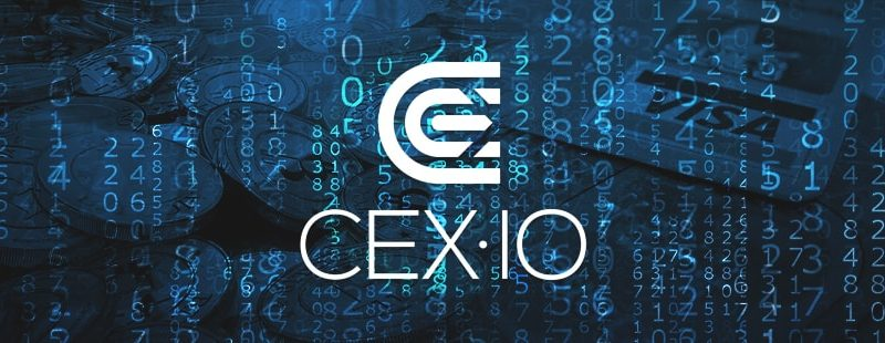 CEX.io Credit Card Option