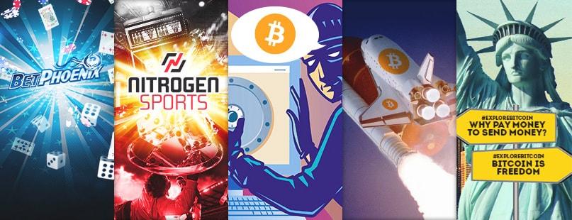 Roundup: Nitrogen Sports, BTC Price & BetPhoenix