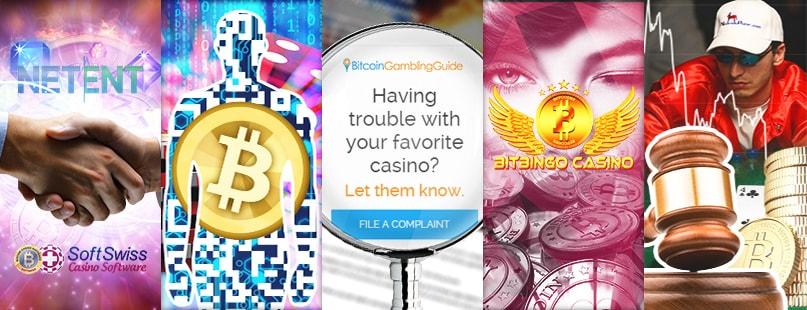 Roundup: NetEnt, BitBingo.io & BitcoinGG