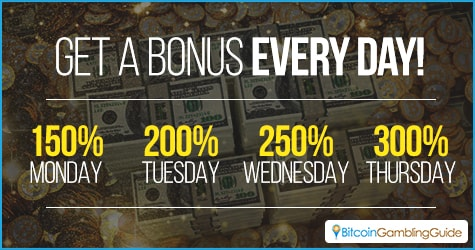 Black Friday Bonus Week