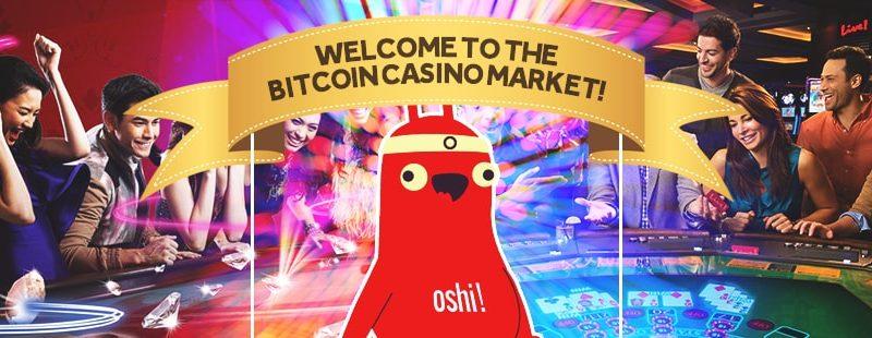 Oshi Bitcoin Casino