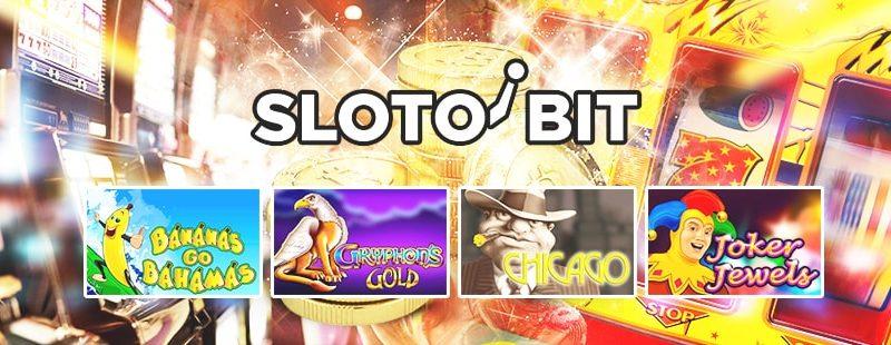 New Slotobit Bitcoin Slots