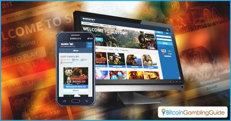 Slotobit Bitcoin Casino