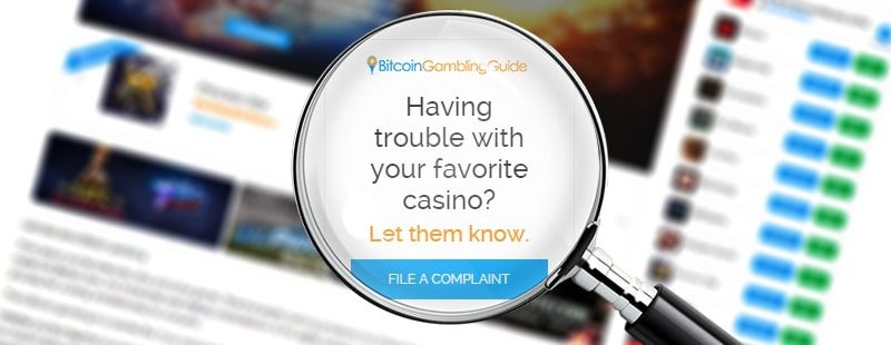 BitcoinGG File A Complaint