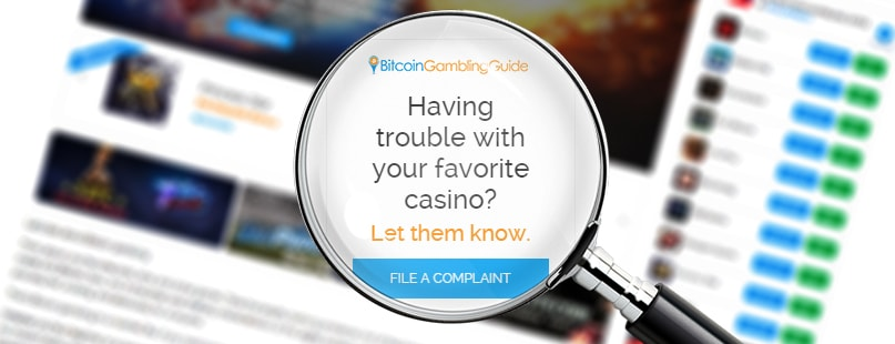 Submit Complaints For Prompt Actions To BitcoinGG