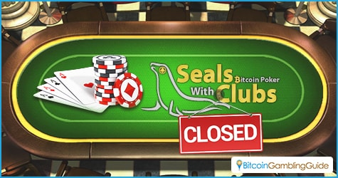 Seals With Clubs Closed