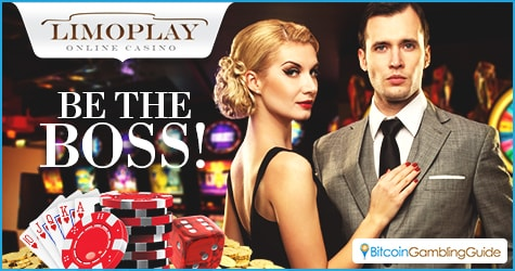 LimoPlay Bonus and Promotions