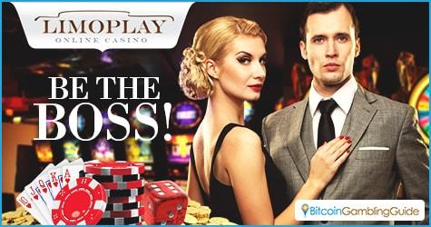LimoPlay Bonus and Promotions
