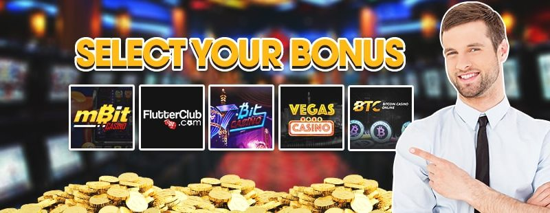 Bitcoin Welcome Bonus Deals