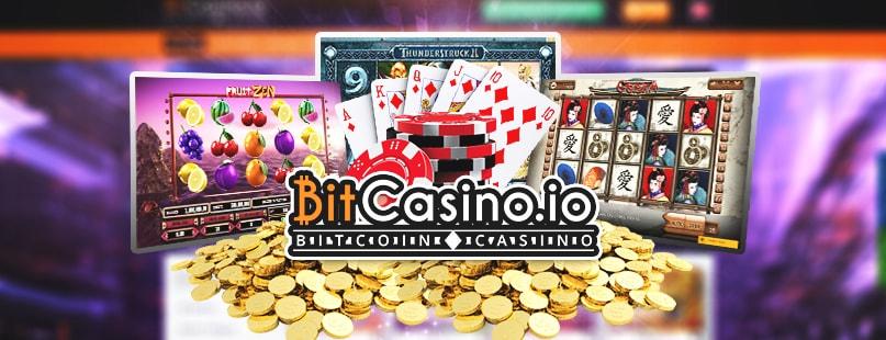 BitCasino.io Records 100 Million Spins On Slots