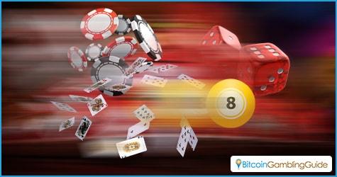 Bitcoin Gambling Transactions