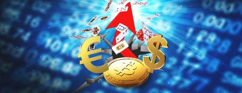 High Bitcoin Trading Volume