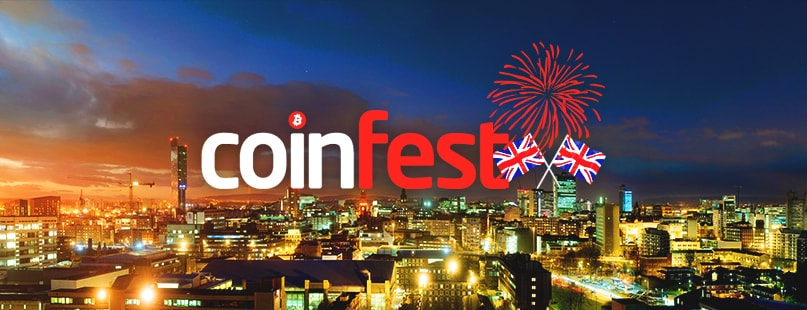 CoinFestUK Ready To Celebrate Bitcoin In 2016