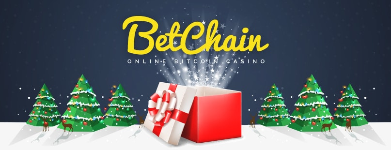 BetChain Surprises With Santa's Mystery Gifts