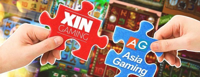 XIN Gaming and Asia Gaming
