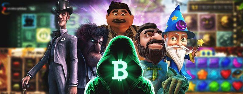 Top Bitcoin Slots of 2015