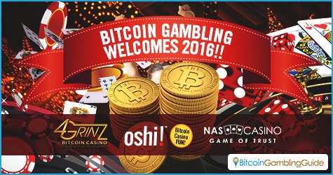 Bitcoin Gambling 2016