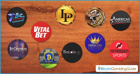 Top Bitcoin Gambling Sites