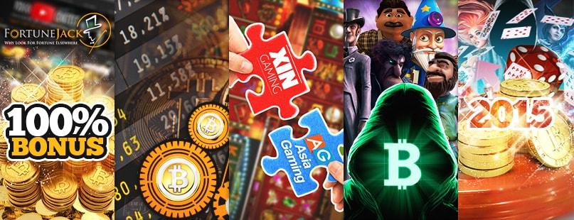 Roundup: FortuneJack, XIN Gaming & Bitcoin Slots