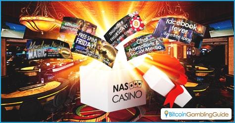 NASCasino Promotions