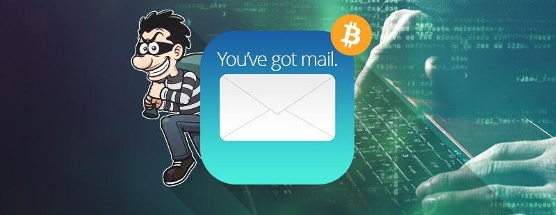 Bitcoin Phishing Emails