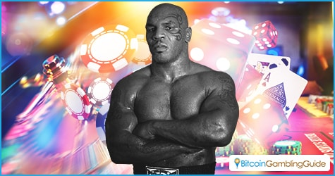 Mike Tyson Bitcoin Gambling