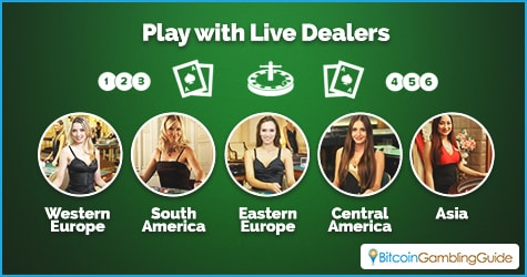 Cloudbet Live Dealer Casino