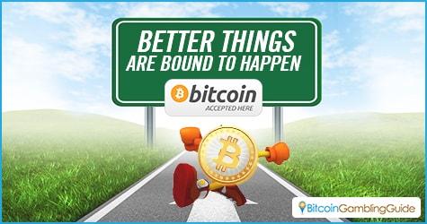 Optimistic Bitcoin Market