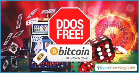 DDoS in Bitcoin Gambling