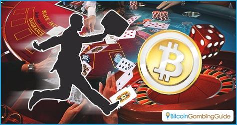 Bitcoin Gambling Earnings