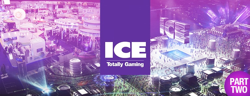 Get Ready For ICE Totally Gaming 2016 – Part 2