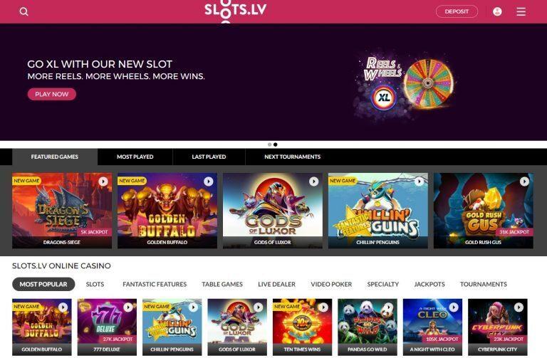 Slots.LV Slots Games
