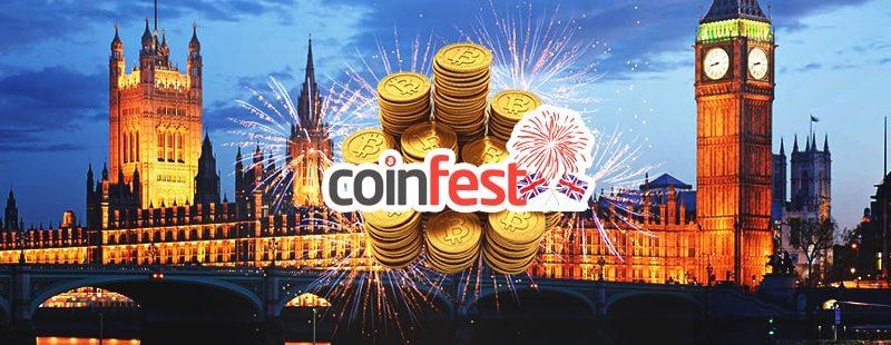 CoinFestUK Sponsors