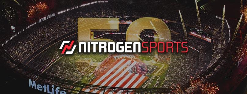 Nitrogen Sports Offers 'Big Game' Super Bowl Deals