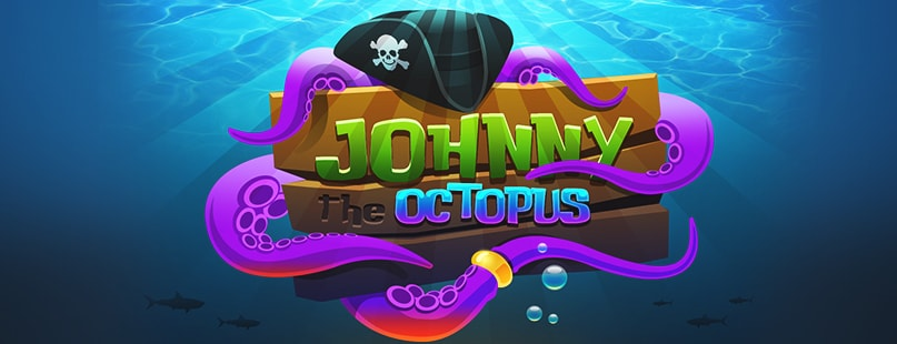 Release The Kraken: Johnny The Octopus Spins Soon