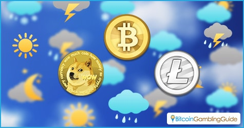 Bitcoin Weather Betting