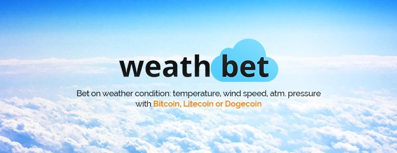 Weather Bets On Weathbet