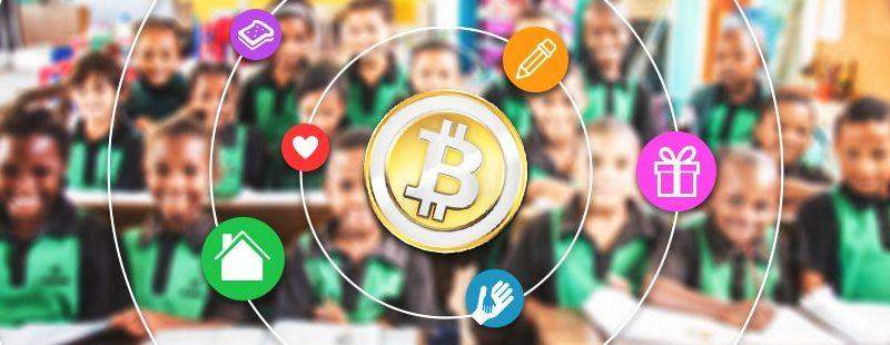 Bitcoin Charity Works