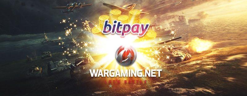 Wargaming And BitPay