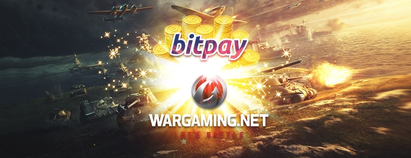 Wargaming & BitPay Team Up, Helps Spread Bitcoin