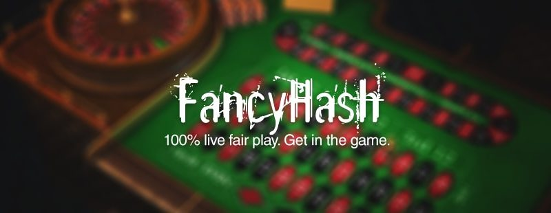 FancyHash Bitcoin Roulette