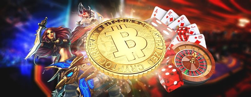 Growth of Bitcoin eSports