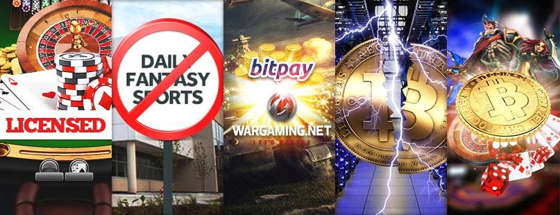 Roundup: License, Fantasy Sports & Bitcoin Halving