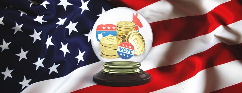 US Election Excitement Rises With Bitcoin Betting