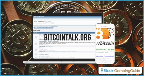 Bitcointalk and Bitcoin Forums