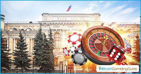 Online Gambling and Central Bank of Russia