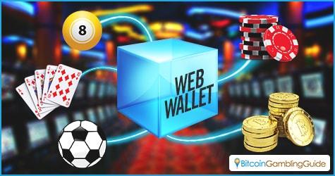 Web Wallet for Bitcoin Gambling